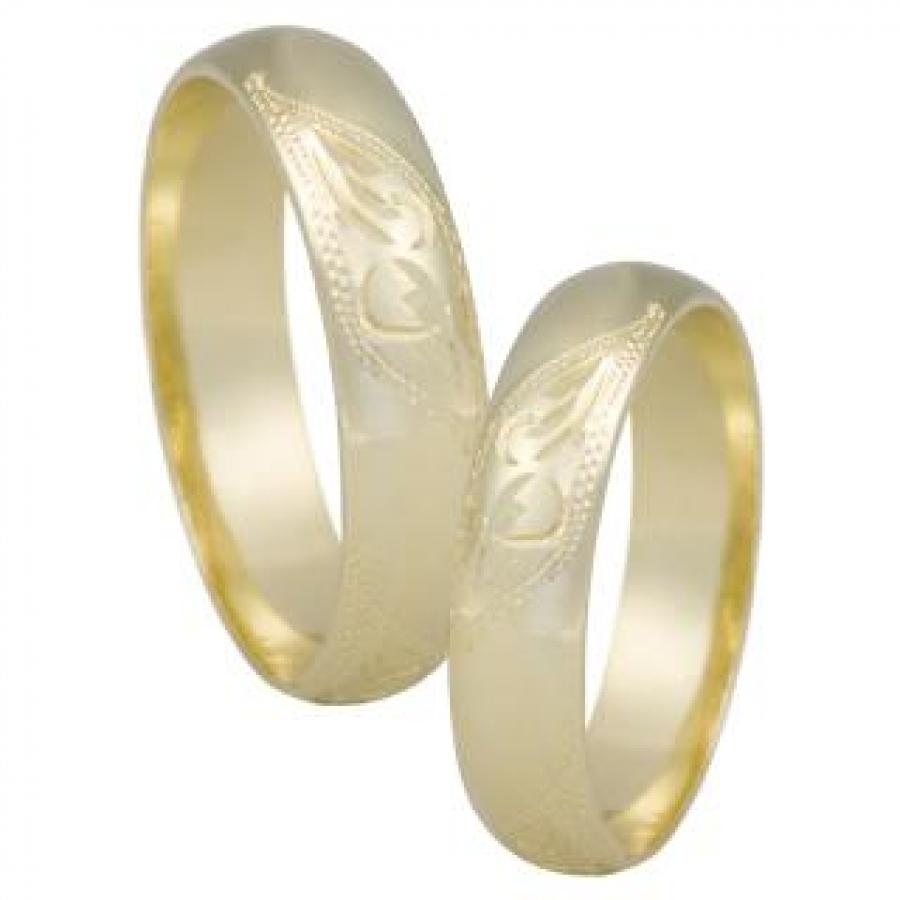 Rucne Ryte Snubni Prsteny
